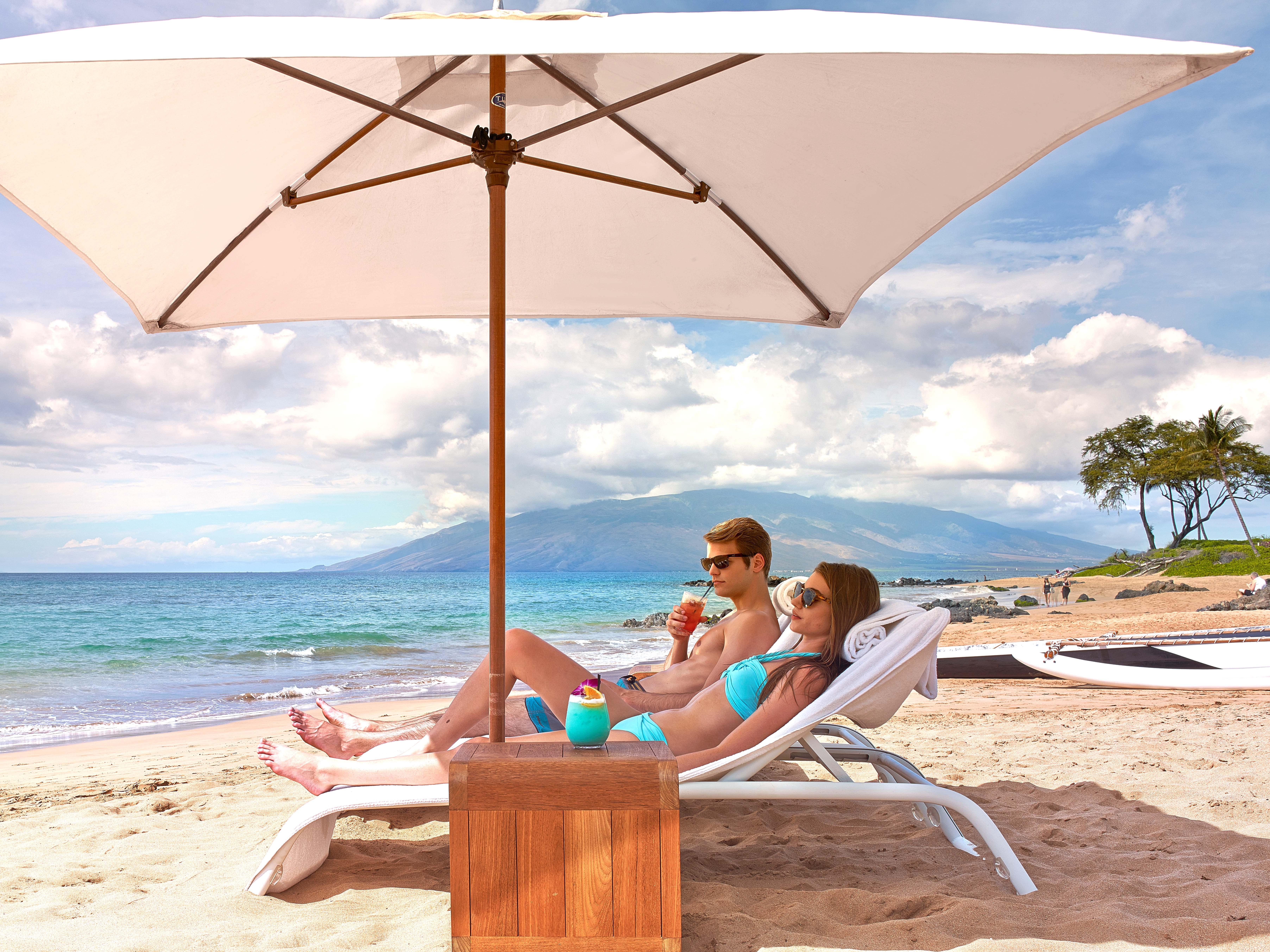 Andaz Maui Beach
